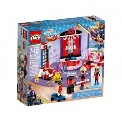 Lego Super Hero Girls Sypialnia Harley Quinn™ 41236