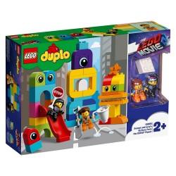 Lego Duplo Goście z planety DUPLO® u Emmeta i Lucy 10895