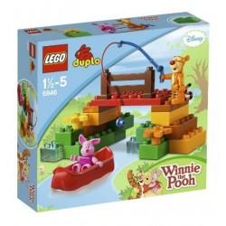 Lego Duplo Wyprawa Tygryska 5946