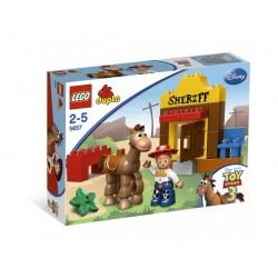 Lego Duplo Toy Story 3 Obława Jessie 5657