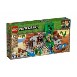 Lego Minecraft Kopalnia Creeperów™ 21155
