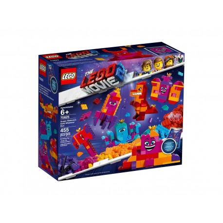 Lego Movie 2 Pudełko konstruktora Królowej Wisimi! 70825