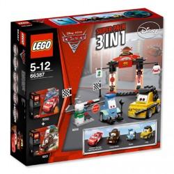 Lego Cars 66387  3w1 (8200 + 8201 + 8206)