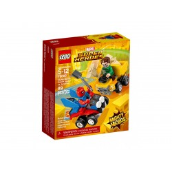 Lego Marvel Super Heroes Spider-Man vs. Sandman 76089