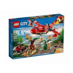 Lego City Samolot strażacki 60217
