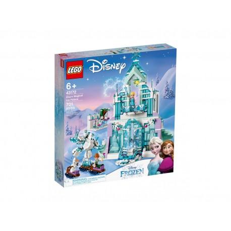 Lego Disney Magiczny lodowy pałac Elsy 43172