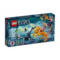 Lego Elves Azari i schwytanie lwa ognia 41192