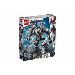 Lego Marvel Avengers Pogromca War Machine 76124