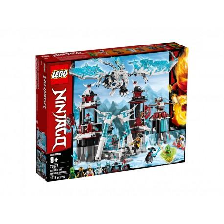 Lego Ninjago Zamek Zapomnianego Cesarza 70678