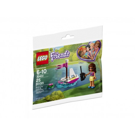 Lego Friends Łódź Olivii 30403