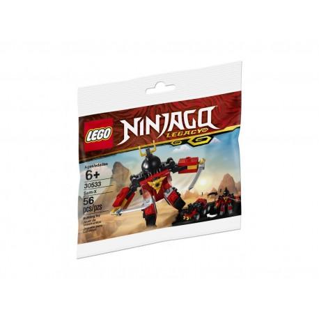 Lego Ninjago Sam-X 30533