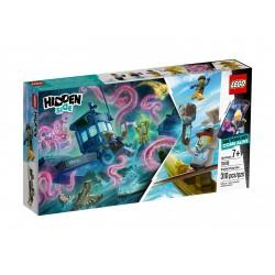 Lego Hidden Side Wrak łodzi rybackiej 70419