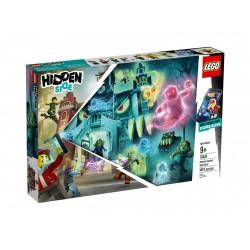 Lego Hidden Side Nawiedzone liceum w Newbury 70425