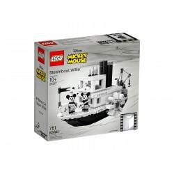 Lego Disney Parowiec Willie 21317