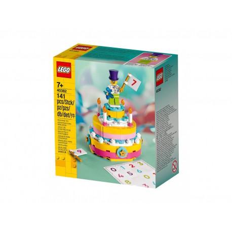 Lego Zestaw urodzinowy 40382