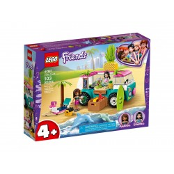 Lego Friends Food truck z sokami 41397