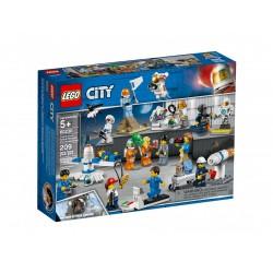 Lego City Badania kosmiczne — zestaw minifigurek 60230