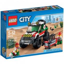 Lego City Terenówka 60115