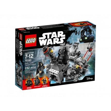 Lego Star Wars Transformacja Dartha Vadera™ 75183