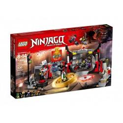 Lego Ninjago Kwatera główna S.O.G. 70640