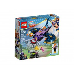 Lego Super Hero Girls Batgirl™ i pościg Batjetem 41230