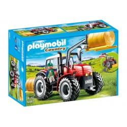 PLAYMOBIL Duży traktor z wyposażeniem 6867