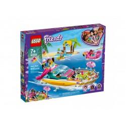 Lego Friends Łódź imprezowa 41433