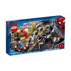 Lego Spiderman Pełzacz Venoma 76163