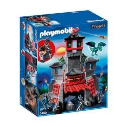 Playmobil Dragons Tajemnicza smocza twierdza 5480