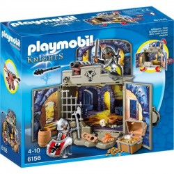 Playmobil Knights Skarbiec 6156