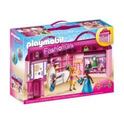 Playmobil Fashion Girls Przenośny butik 6862