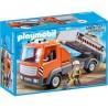 Playmobil City Action Ciężarówka budowlana 6861