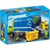 Playmobil City Action Śmieciarka do recyklingu 6110
