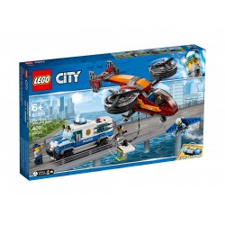 Lego City Rabunek diamentów 60209