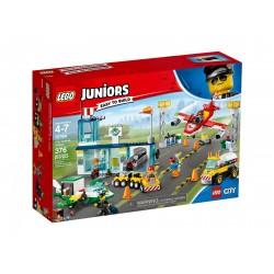 Lego Juniors Lotnisko 10764