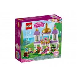 Lego Disney Królewski zamek zwierzątek 41142