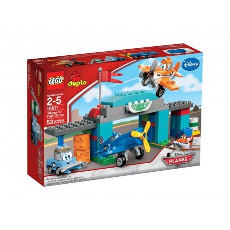Lego Duplo Szkoła latania Skippera 10511