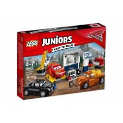 Lego Juniors Cars Warsztat Smokey'ego 10743