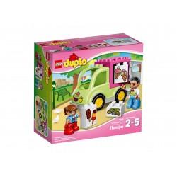Lego Duplo Furgonetka lodziarza 10586