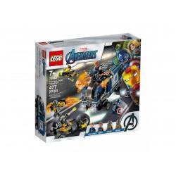 Lego Avengers: Zatrzymanie ciężarówki 76143