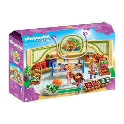 Playmobil Sklep ze zdrową żywnością 9403