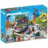 Playmobil Skatepark z rampą 70168