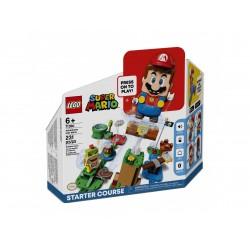 Lego Super Mario Przygody z Mario — zestaw startowy 71360