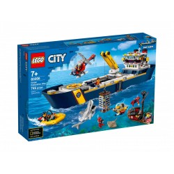 City Statek badaczy oceanu 60266