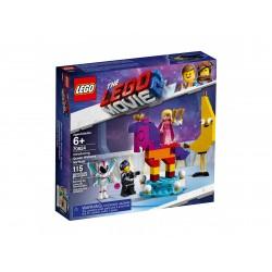 Lego Movie2 Królowa Wisimi I'powiewa 70824