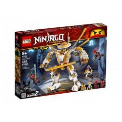 Lego Ninjago Złota zbroja 71702