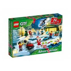 Lego City Kalendarz adwentowy 60268