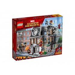 Lego Marvel Super Heroes Starcie w Sanctum Sanctorum 76108