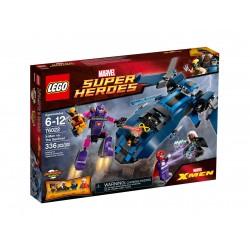 Lego Marvel Super Heroes X-Men kontra Sentine 76022