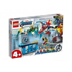 Lego Marvel Avengers Gniew Lokiego 76152